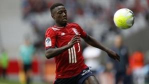 Манчестър Юнайтед следи африканско крило