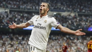 Съставите на Реал Мадрид и Рома