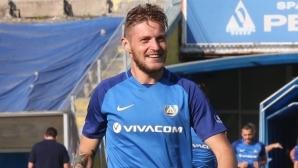 Стоянович връща Яблонски на терена