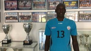 И 3-ият африканец пристигна в Дупница, Марек  удари ЦСКА 3:0 в контрола