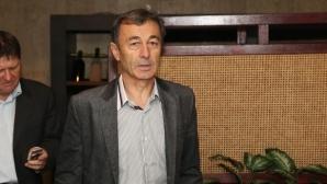 Пламен Марков следи изкъсо ЦСКА-София