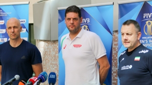 Селекционерът на България: Три победи в София ще ни класират напред (видео)