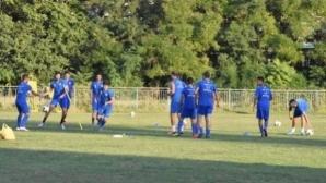 Детски футболен турнир по повод 55 години от шампионската титла на Спартак