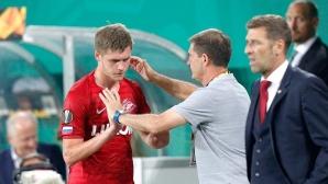 Фалстарт за Ивелин Попов и компания в Лига Европа (видео)