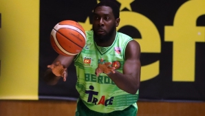 Берое с убедителна победа над румънския Крайова в баскетболна контрола