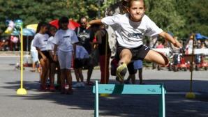 Европейска седмица на спорта у нас за четвърта поредна година