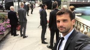 Димитров ще играе с Гофен на двойки в Laver Cup