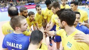 Бразилия без проблеми срещу Австралия в Болоня