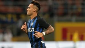 Лаутаро Мартинес се завръща в групата на Интер за срещата със Сампдория