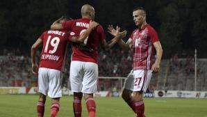 ЦСКА-София продължава гонитбата с Левски