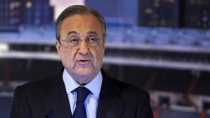 Перес: Не искахме да продаваме Кристиано Роналдо