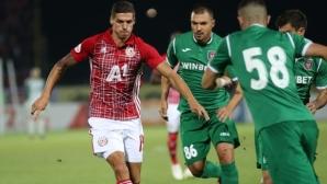 Ботев (Враца) - ЦСКА-София 0:0, големи изненади в състава на