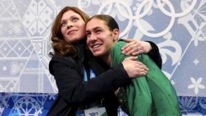 Теодора Маркова и Симон Дазе завършиха на седмо място в кратката програма на турнир в Канада