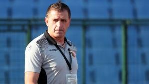 Акрапович доволен, познал имената на двама от тримата голмайстори