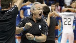 Наказаха легендарния Хулио Веласко за тези жестове във Варна (видео)
