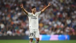 Реал Мадрид - Еспаньол 1:0 (гледайте на живо)