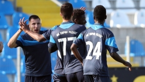Шапкарев с два гола, Пирин (Разлог) се върна на победния път