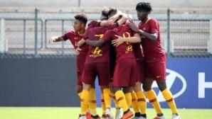 Рома унижи Милан със 7:1