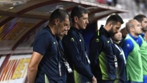 Треньорът на Верея: Нямаме централен нападател, шефовете извадиха играчи от групата