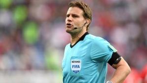 Съдията, който изгони Кристиано, почти изпусна мач в Бундеслигата