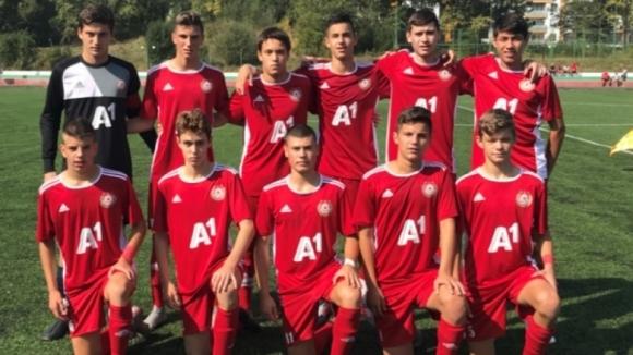 Юношите на ЦСКА-София победиха Спортист