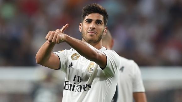 Асенсио разкри кой номер желае в Реал Мадрид