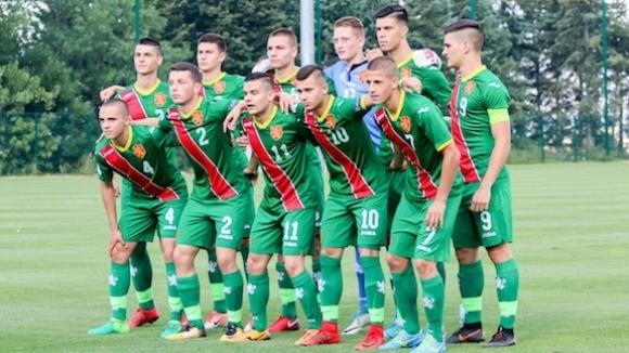 България (U17) уреди две контроли с Молдова