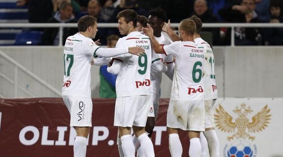 Човекът за важните голове отново спаси Локо (Москва)