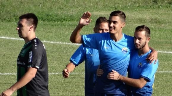 Марица (Пд) е единственият отбор в България без допуснат гол