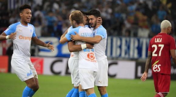 Марсилия се добра до победата в последната минута (видео)