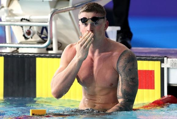 Британската федерация ще финансира 54 плувци