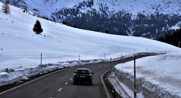 Зимните гуми не са предназначени само за сняг