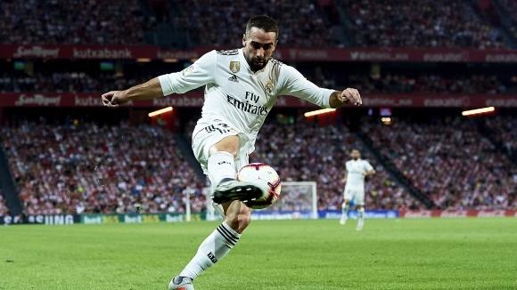 Добри новини за Реал Мадрид: Карвахал ще е на линия за дербито