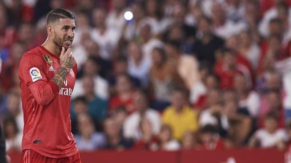 Реал Мадрид не е ял такъв бой за 45 мин. от 15 г. насам