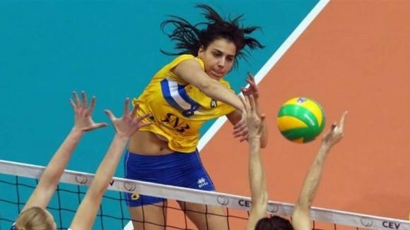Симона Димитрова: Много е приятно е да играеш пред над 3000 зрители (видео)
