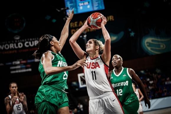 Отборът на САЩ е първият полуфиналист на Световното за жени