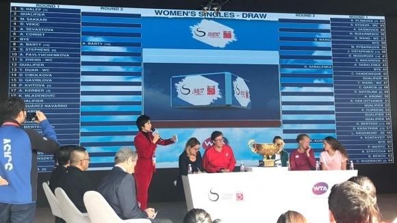 Цели 8 вълнуващи мача при дамите в Пекин още в първия кръг