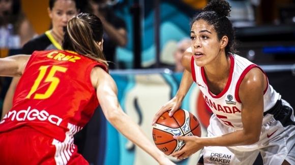Испания обърна Канада и се класира на полуфинал на Световното по баскетбол