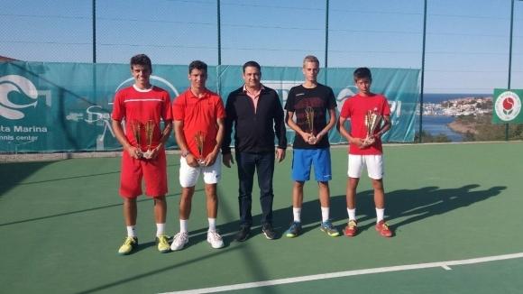 4 от 4 титли за български тенисисти в Созопол