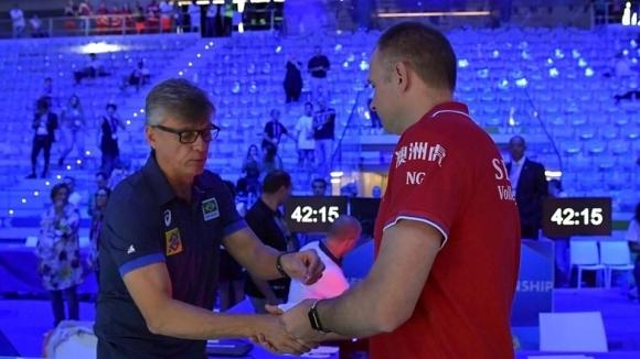 Бразилия - Сърбия в полуфинал №1: Гледайте на живо ТУК!!!
