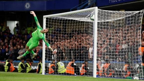 Този път зрелището Челси - Ливърпул завърши в полза на шампиона (видео)