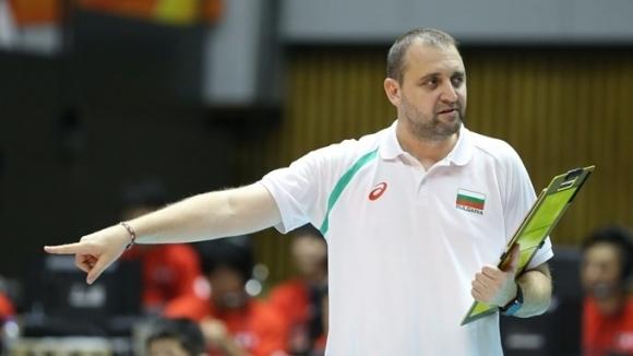 Иван Петков: Изиграхме отличен мач срещу Куба
