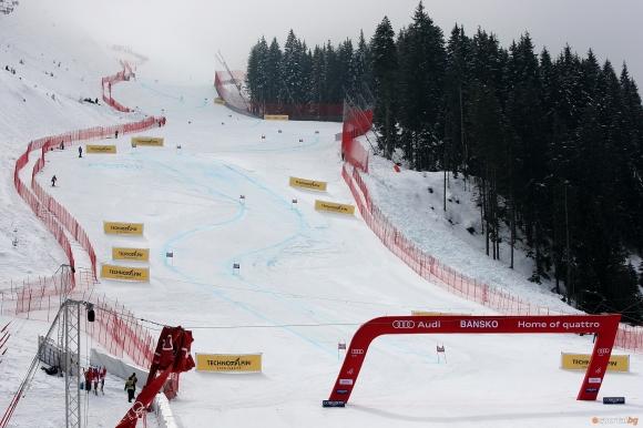 Банско ще приеме елита на алпийските ски и през 2021 година