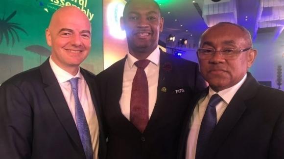 Представител на Малави влезе в Съвета на ФИФА на мястото на уличен в корупция