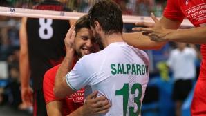 Теди Салпаров: Мисля за отказване, но ако има нужда от мен, винаги ще помогна на отбора (видео)