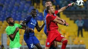 Благой Макенджиев няма да пази срещу Арда