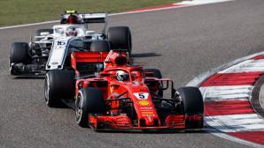 Леклер веднага ще победи Фетел, смята бивш пилот на Ферари