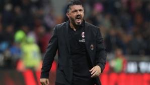 Леонардо предупреди, че Милан може да се раздели с Гатузо