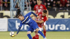 Монтана - ЦСКА-София 0:1 (видео+галерия)
