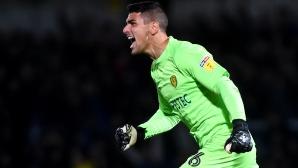 Българин се класира за 1/8-финалите за Купата на Лигата